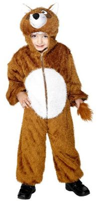 Childs Fox Costume